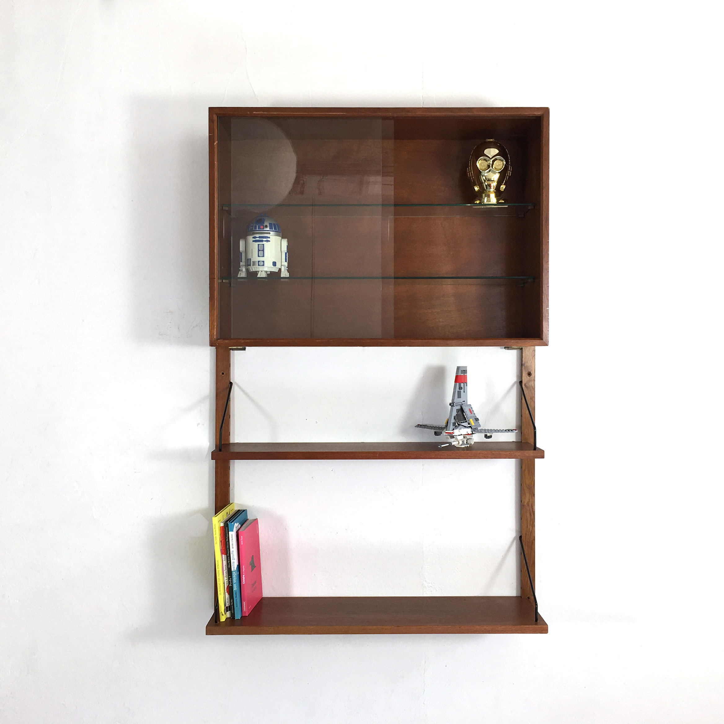 Royal wall unit by Poul Cadovius.