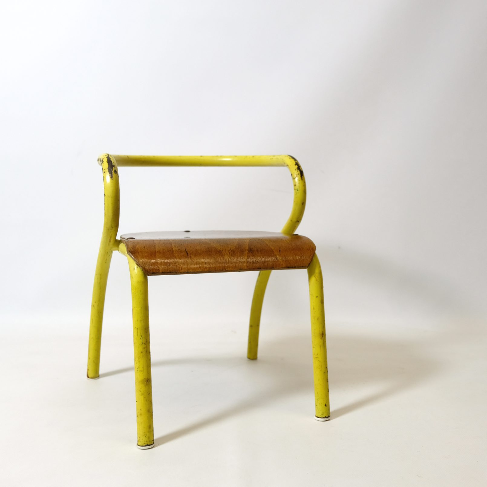 Mobilor child's chair by Jacques Hitier, 1940s.