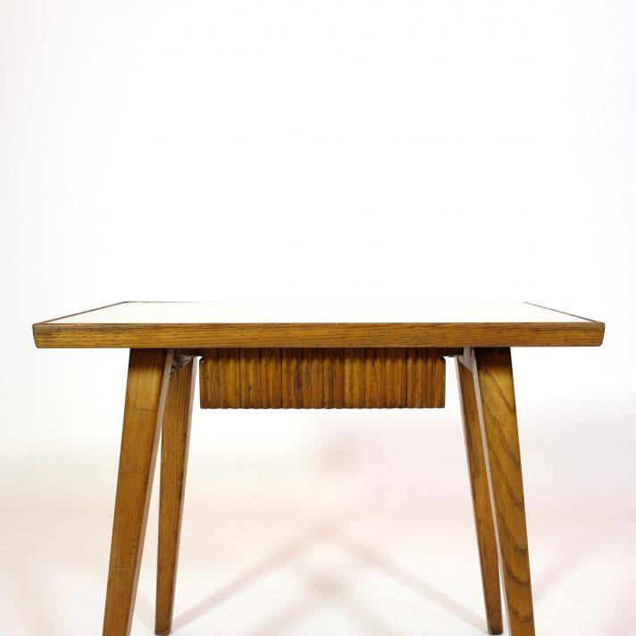 table basse des années 60.