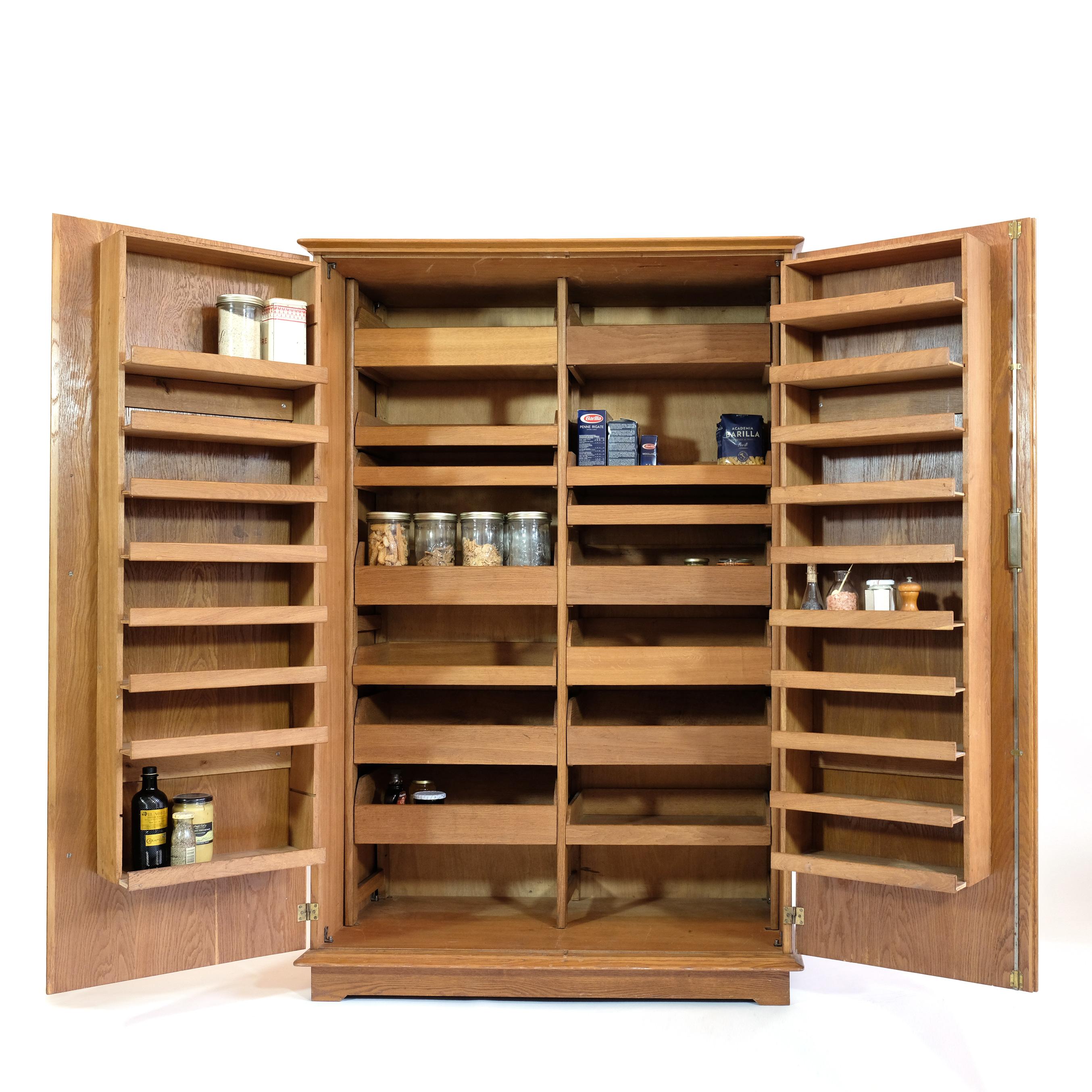 AA cabinet by Marcel Gascoin.
