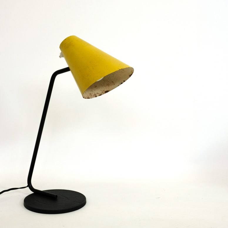 Lampe de table, Jacques Biny, 1950s.