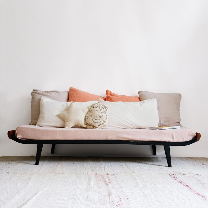 Daybed Cleopatra, Cordemeijer pour Auping, 1953.