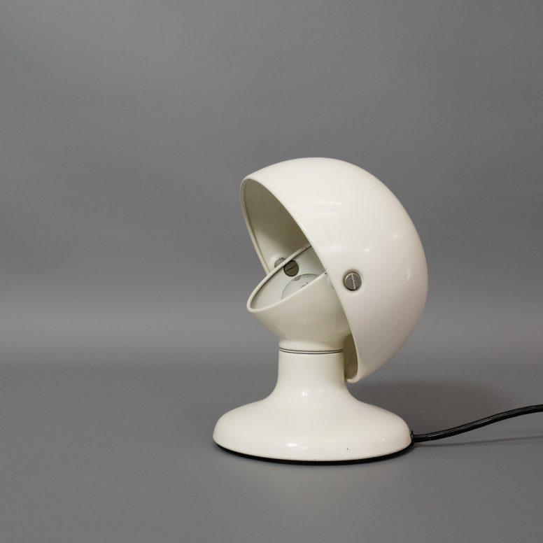 Lampe Jucker par Tobia Scarpa pour Flos en 1963.
