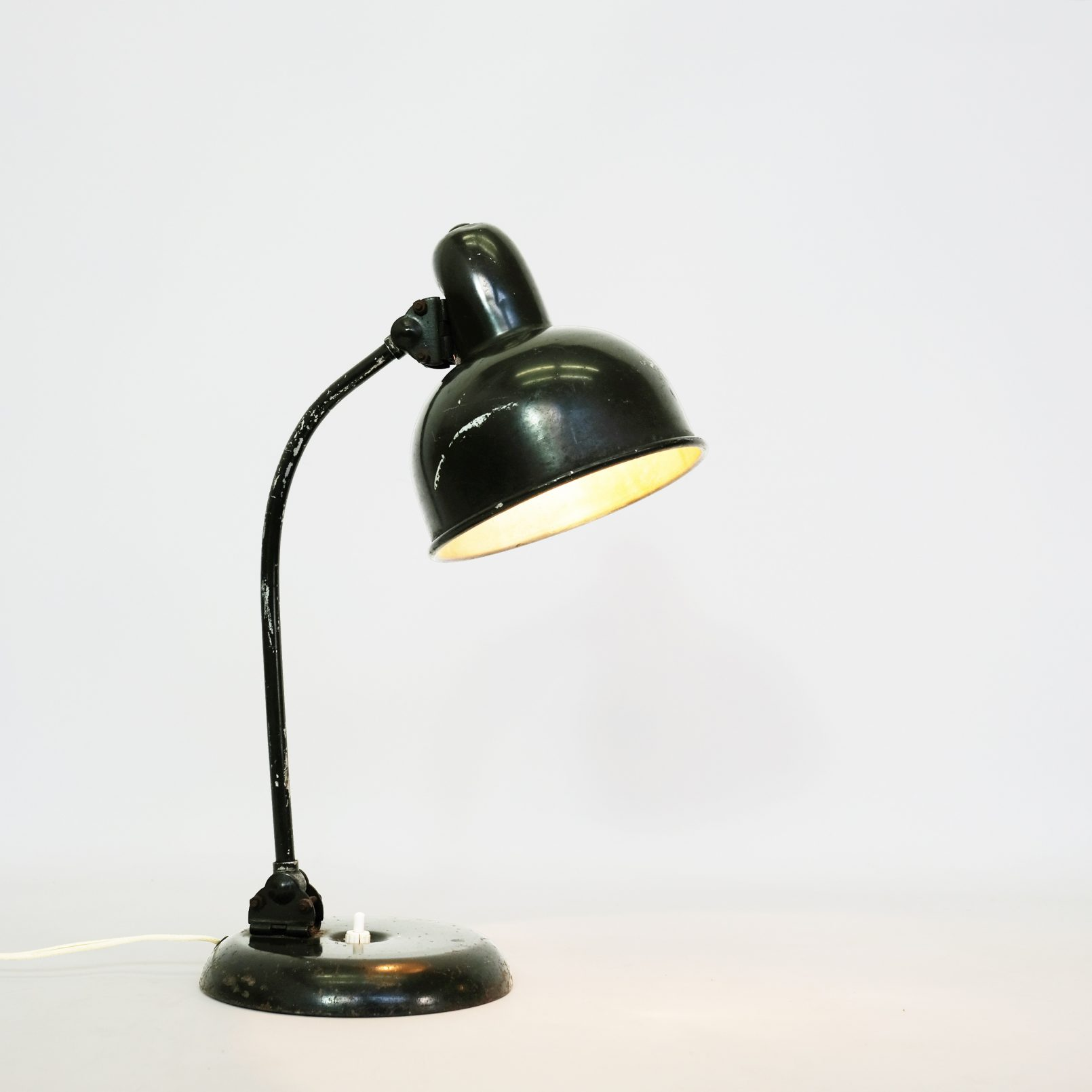 French industrial lamp from the 1950s-1960s.
