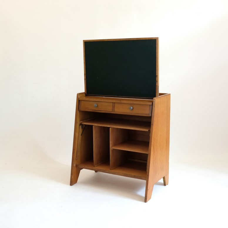 Writing desk, Raclem, France, 1950-1960.