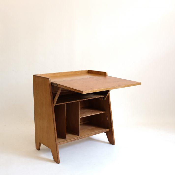 Writing desk, Raclem, France, 1950-1960.