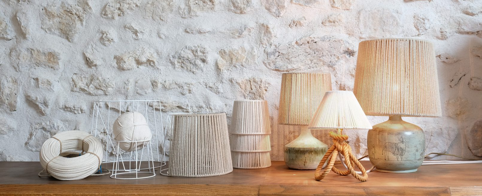 Abat-jour made in Lamp&Co