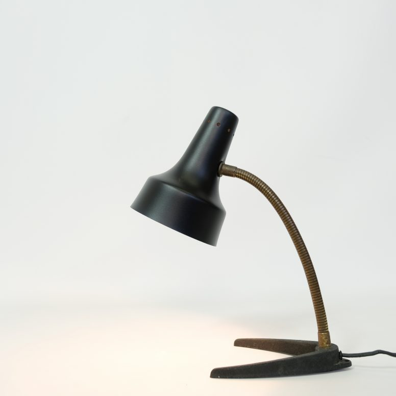 French black lamp from the 1960's-1970's.