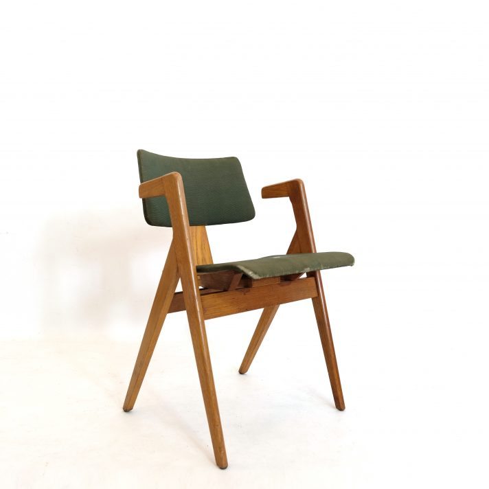 Hillestak chair by Lucienne & Robin Day, 1950s.