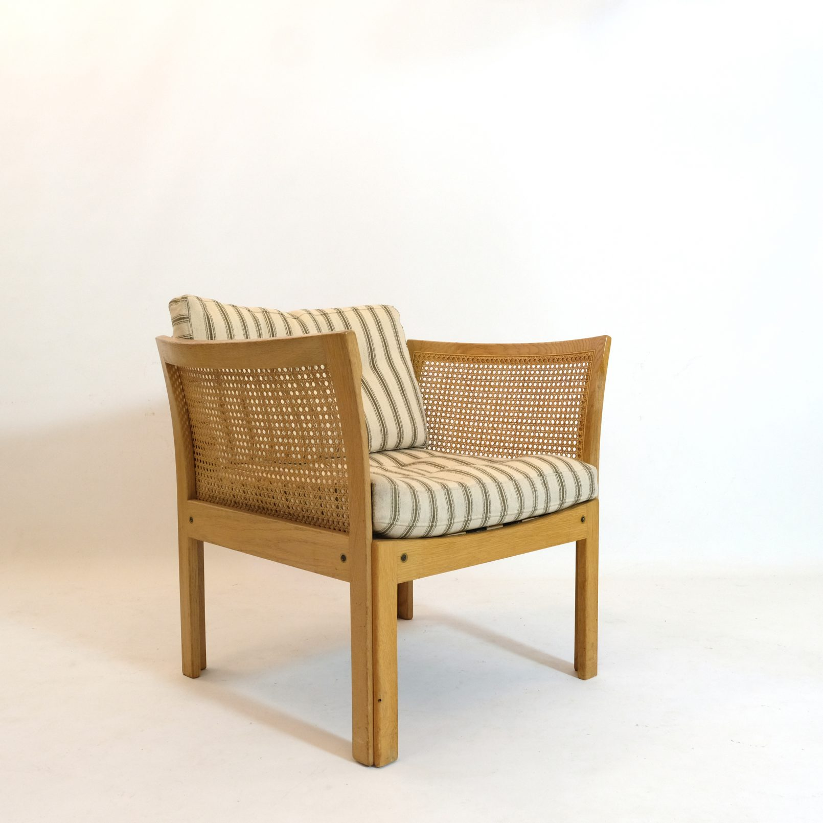 Illum Wikkelsø, Plexus armchair, 1970s, 5 available.