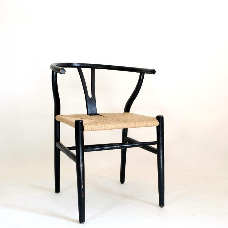 Hans Wegner, Wishbone or CH24 chair, circa 1970.