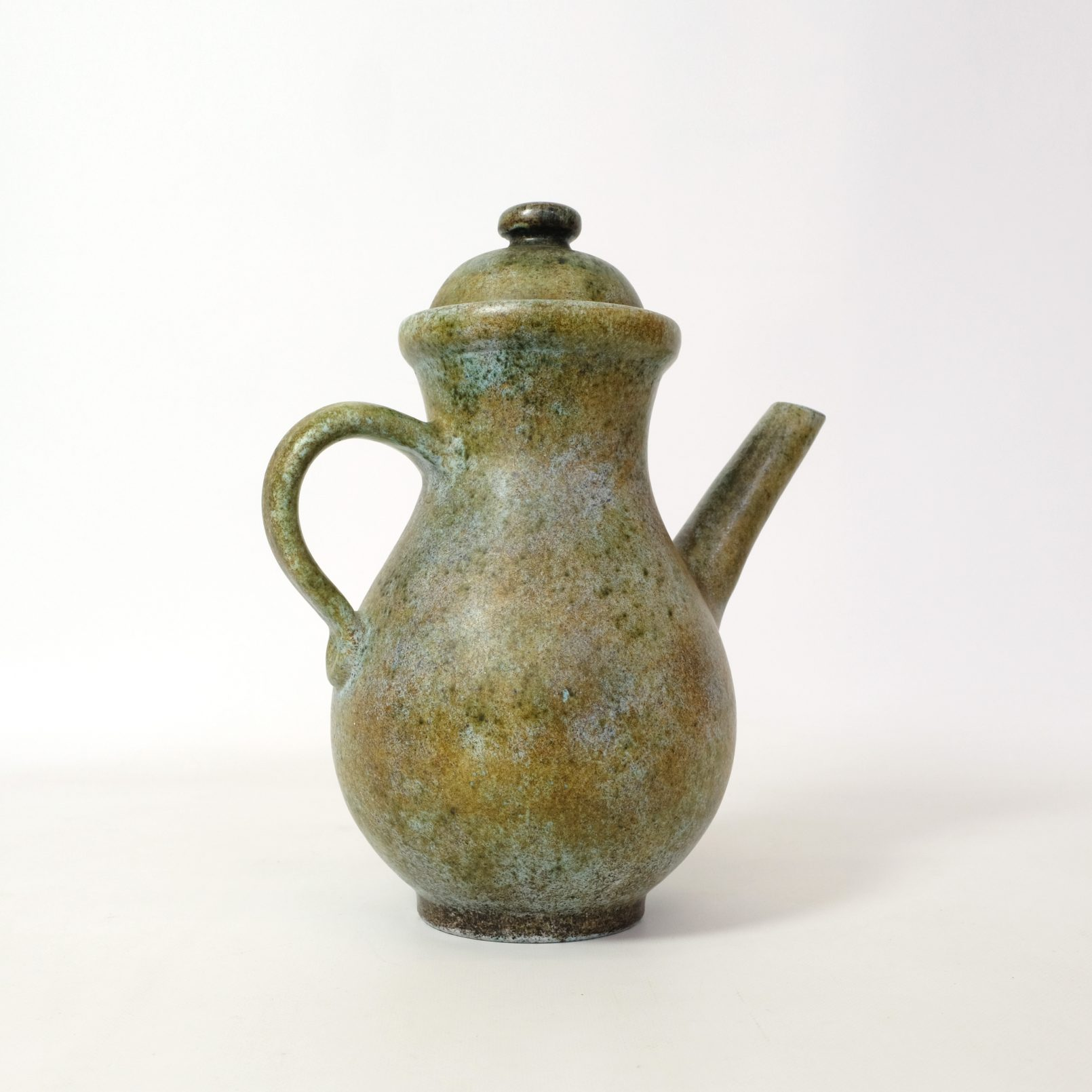 La Grange aux Potiers, coffee pot, 35 cm.