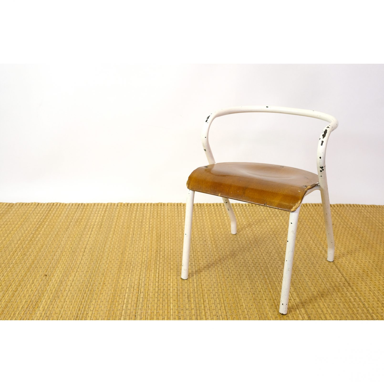 Jacques Hitier, Mullca 300 child's chair, 1949.